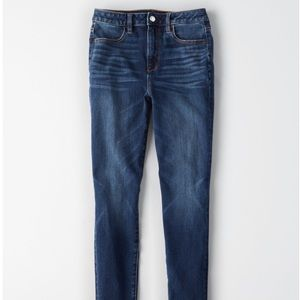 American Eagle Skinny Super Stretch Jeans